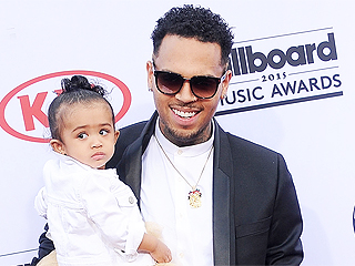 Chris Brown's Daughter Royalty Makes Her Red Carpet Debut