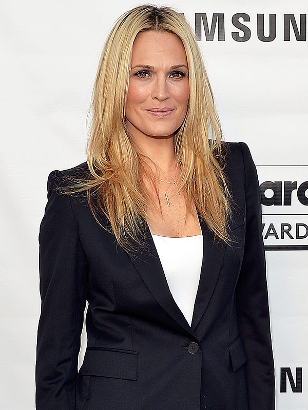 Molly Sims motherhood happiness
