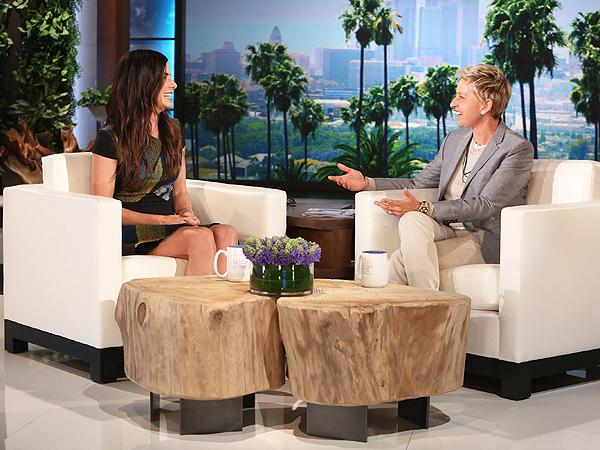 Sandra Bullock Ellen DeGeneres