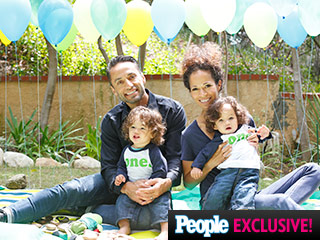 Inside Sherri Saum's Frog-Themed Birthday for Twins John and Michael