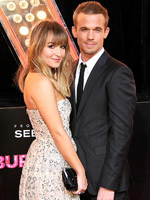 Cam Gigandet Dominique Geisendorff welcome daughter Armie Heartly