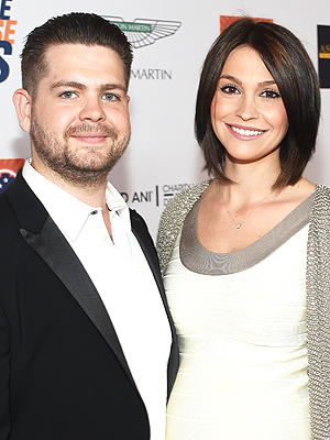 Jack Osbourne Lisa Welcome Daughter Andy Rose
