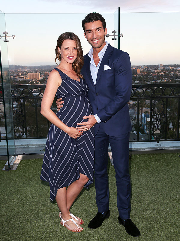 Justin Baldoni Welcomes Daughter Maiya Grace