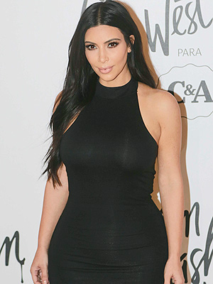 kim kardashian denies pregnant with boy