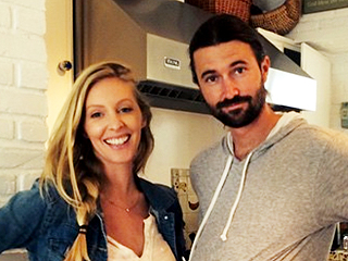 Brandon and Leah Jenner Show Off Their Bumps – See the Fun Photo!