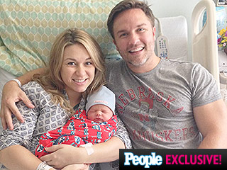 Aww! See Scott Porter's Sweet Family Photo