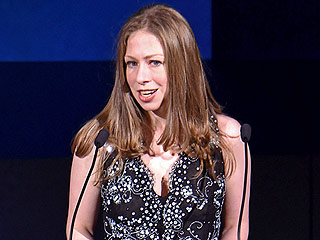 Chelsea Clinton: One of Oscar de la Renta's Last Dresses Was for Baby Charlotte