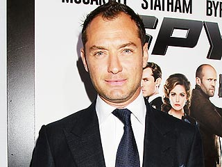 Jude Law 'Finally Cool Dad Again' Thanks to Spy Role