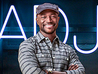 Taye Diggs: Being a Good Father Starts with Showing Up