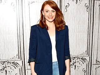 Bryce Dallas Howard: My Daughter Was 'Terrified' to Hear I Worked with Dinosaurs