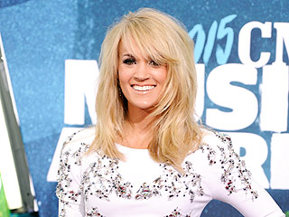 Carrie Underwood, You're In! The Country Star Is Guest Judging Project Runway's Season Finale | CMT Music Awards 2015, Individual Class