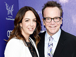 Baby Girl on the Way for Tom Arnold