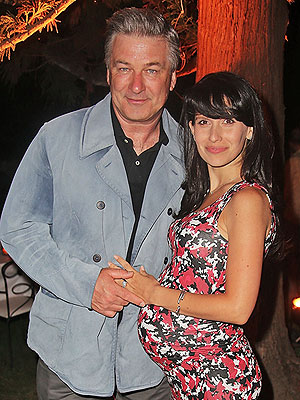 Alec Hilaria Baldwin welcome son rafael