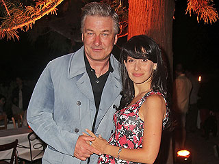 Hilaria Baldwin on Newborn Son Rafael: 'He Has Alec's Nose!'