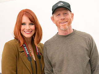 Bryce Dallas Howard: My Dad Is the Best Grandpa Ever