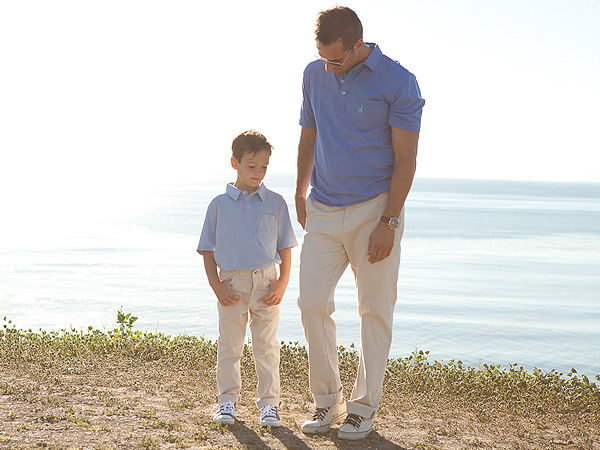 johnnie-o father son clothing line