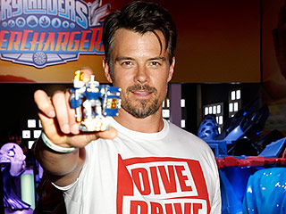 Uh-Oh! Josh Duhamel Says Son Axl Has 'Discovered Candy'