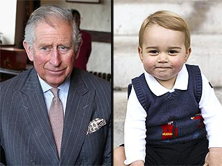 Prince George Goes Green! The Little Royal Plants Trees with Grandpa Charles