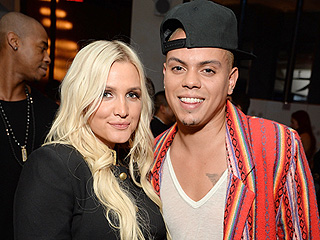Evan Ross and Ashlee Simpson Have Chosen a 'Unique' Name for Their Daughter