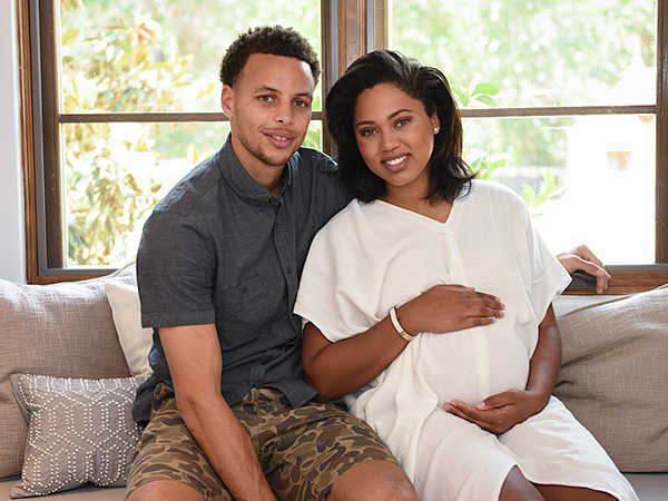 Inside Stephen Curry's Chic (and Gender-Neutral!) Nursery