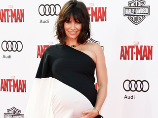 Evangeline Lilly Reveals She's Expecting Baby No. 2 as She Shows Off Bump on the Red Carpet