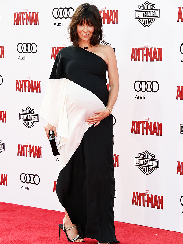 Evangeline Lilly Pregnant Expecting Second Child