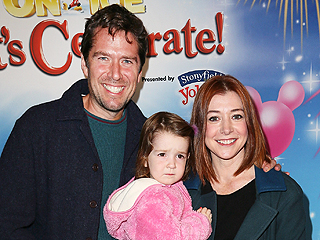 Alyson Hannigan: My Kids Are So Cute – Even When They Fight!