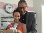 Jeff Goldblum Welcomes Son Charlie Ocean