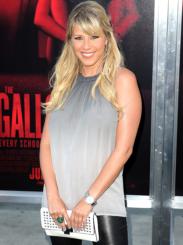 Jodie Sweetin The Gallows premiere