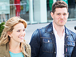 Second Child on the Way for Michael Bublé