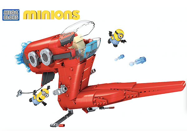 Minions movie MegaBloks