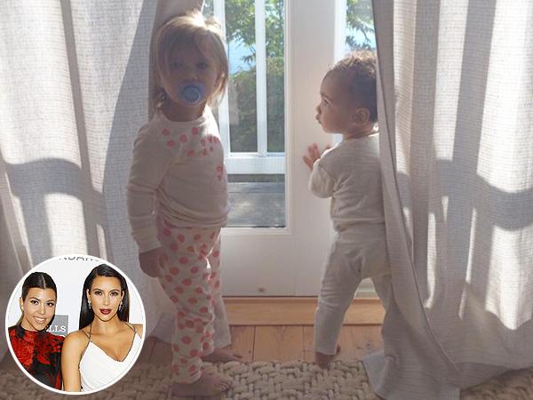 Penelope Disick birthday Kim Kardashian