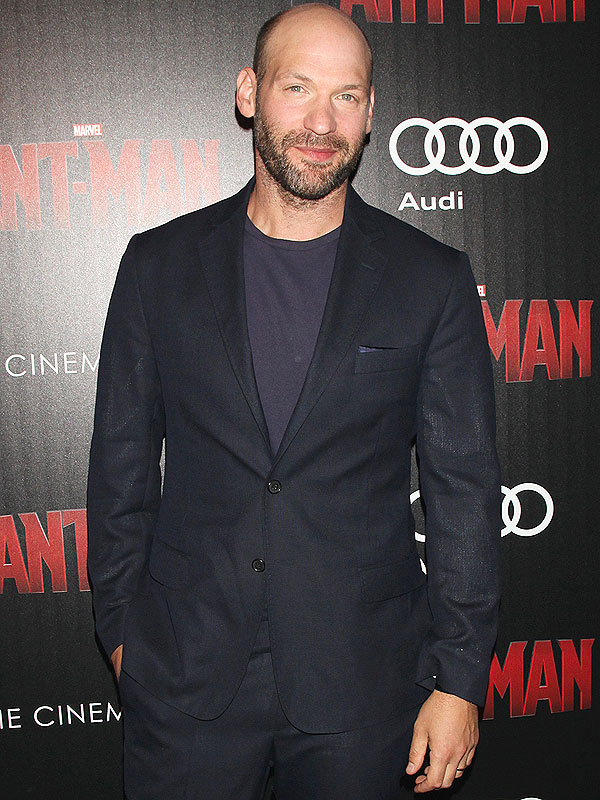 Corey Stoll Ant-Man screening