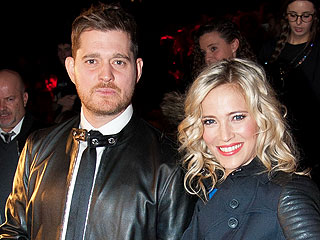 Baby Bublé! Michael Bublé Shares Sonogram of Second Child – and Teases the Sex