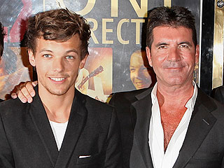 Simon Cowell Says He Told Louis Tomlinson to 'Man Up' When He Heard Baby News, Says One Direction Taking a Break