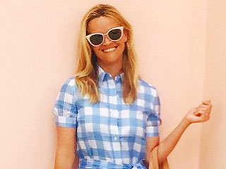Too Cute! See Reese Witherspoon and Son Tennessee in #VacationMode