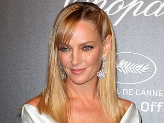 Uma Thurman: I'm 'Madly in Love' with My Children