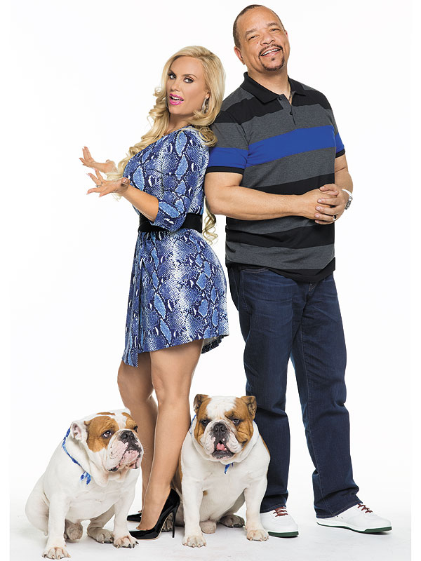 Coco Austin pregnancy reveal Ice-T