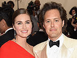 David and Lauren Bush Lauren Welcome Son James