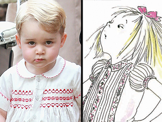 Princess Kate's Go-To Children's Wear Designer Launches Eloise-Themed Collection – Reveals Why She's Like Prince George!