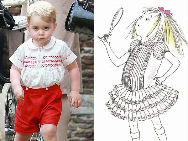 prince charles prince george