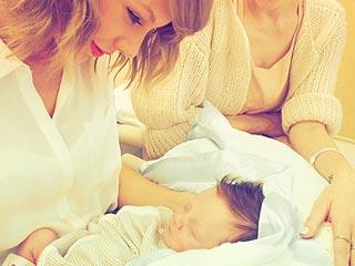 Taylor Swift Meets Her Godson! Jaime King Introduces Son Leo Thames (PHOTOS)