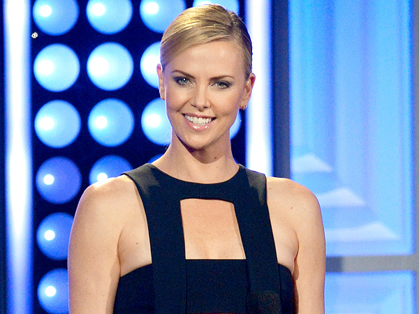 Charlize Theron adoption daughter August