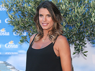 Elisabetta Canalis Still Takes Advanced Pilates Classes – at 7 Months Pregnant!