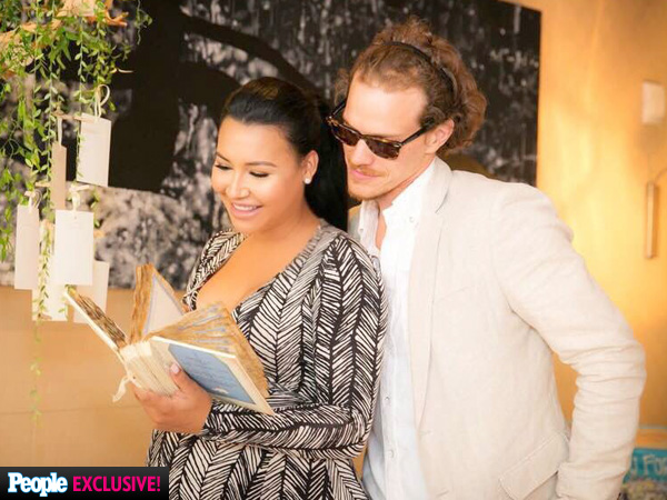 Naya Rivera baby shower