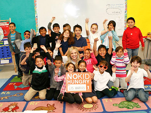 Sarah Michelle Gellar No Kid Hungry daughter Charlotte