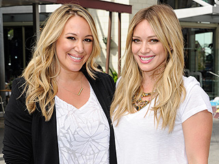 Sisterly Love! How Hilary and Haylie Duff Support Each Other As Moms