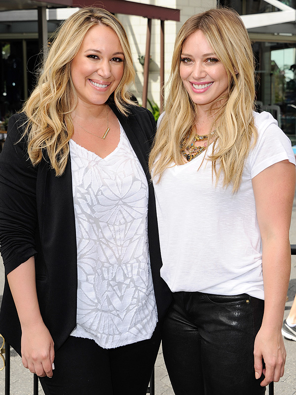 Hilary Haylie Duff Similac