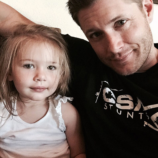 Jensen Ackles – Moms & Babies – Celebrity Babies and Kids ...