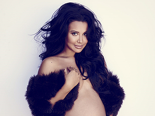 Naya Rivera Poses Nude During Her Third Trimester, Says 'Everything' Has Surprised Her About Pregnancy